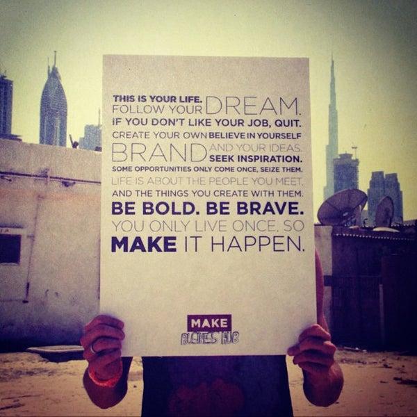 รูปภาพถ่ายที่ MAKE Business Hub โดย Salif M. เมื่อ 11/22/2012