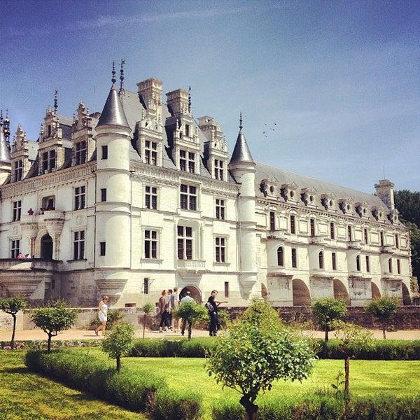 6/7/2013에 Karl C.님이 Château de Chenonceau에서 찍은 사진