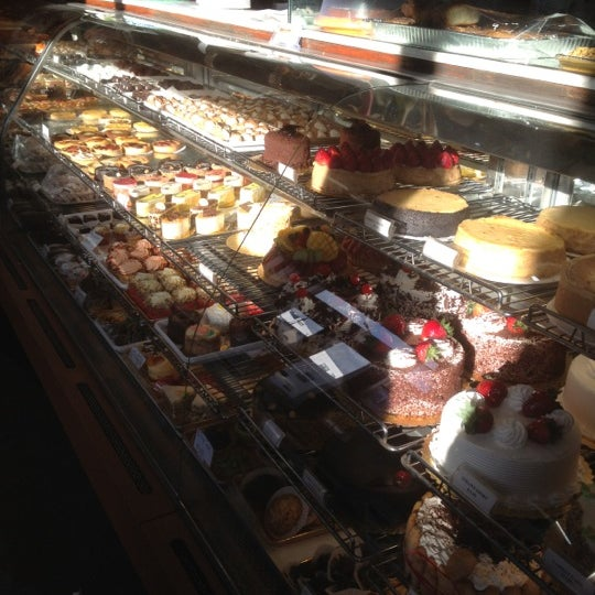 Foto tomada en Settepani Bakery por Melanie T. el 11/4/2012