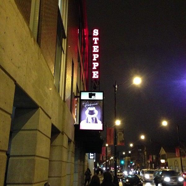 1/11/2013にMac V. W.がSteppenwolf Theatre Companyで撮った写真