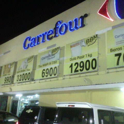 Foto Di Carrefour Pasuruan Jawa Timur