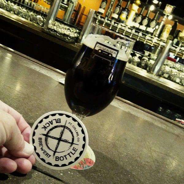 11/4/2019에 Aaron S.님이 Black Bottle Brewery에서 찍은 사진