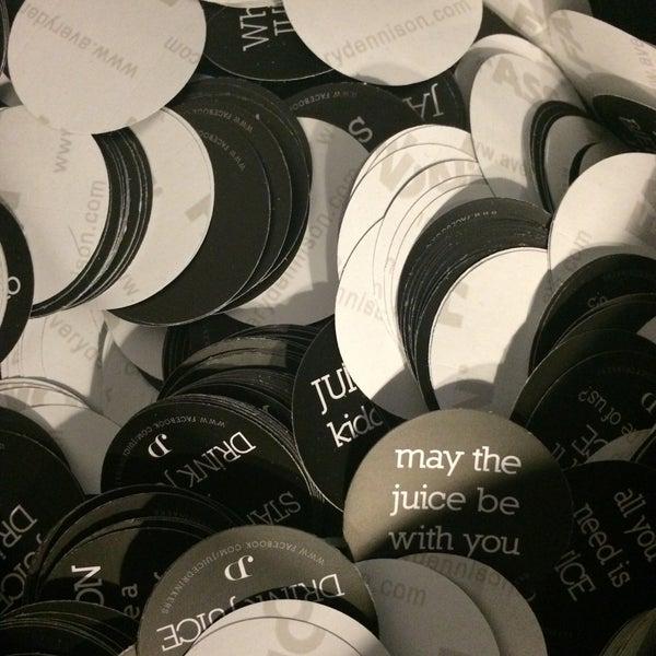รูปภาพถ่ายที่ Juice Drinkers โดย Agatka T. เมื่อ 3/25/2016