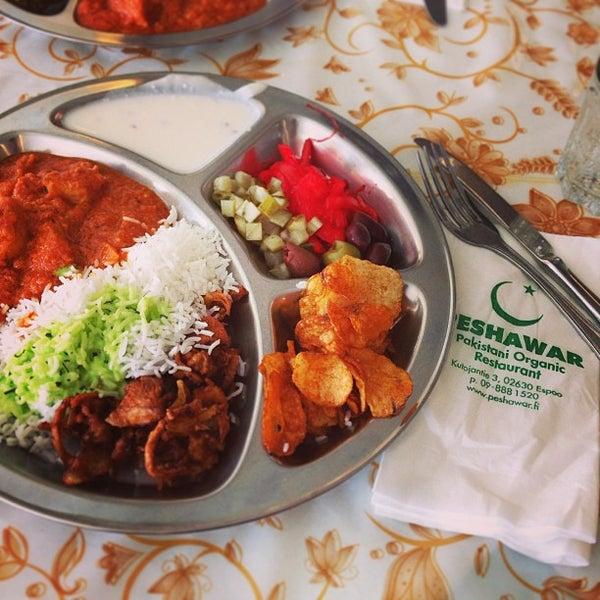 Peshawar Pakistani Restaurant In Espoo