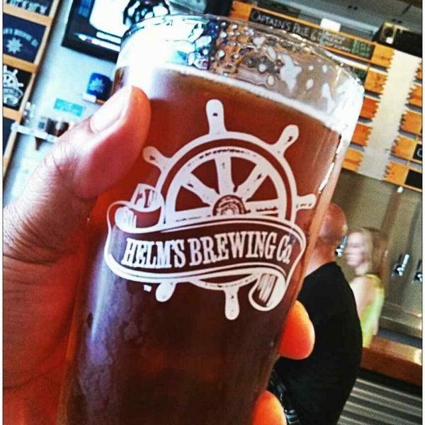 Foto diambil di Helm's Brewing Co. oleh Derrick E. pada 7/20/2013