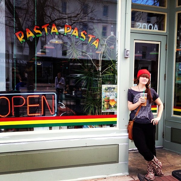 Photos At Rasta Pasta Now Closed Downtown Fort Collins 200
