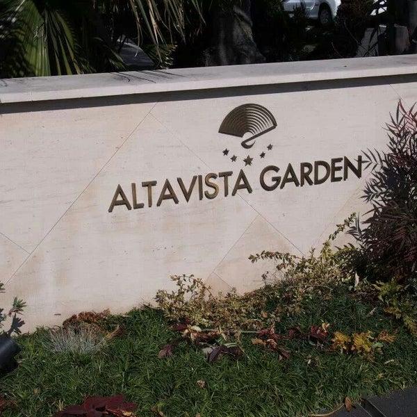 ガーデン アルタビスタ
