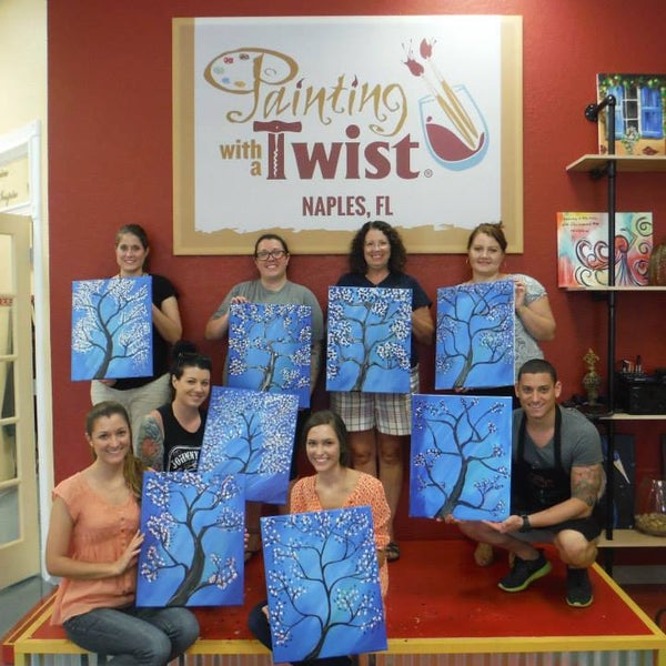 Painting With A Twist North Naples 1 Tip From 15 Visitors