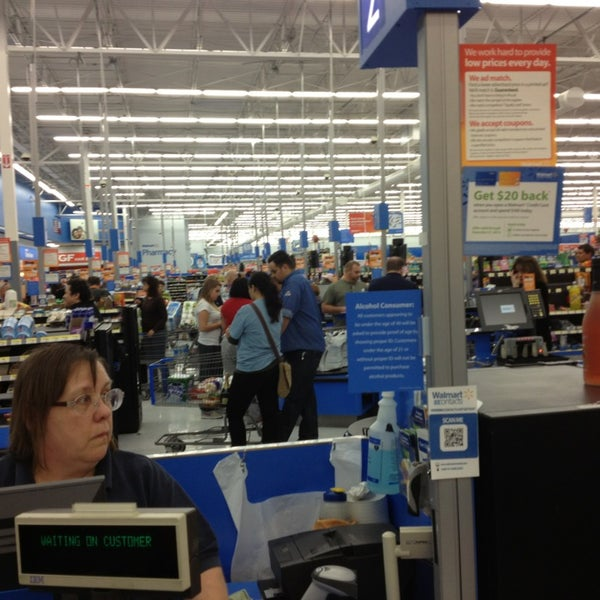 Walmart Supercenter - College Park North - 3040 College ...