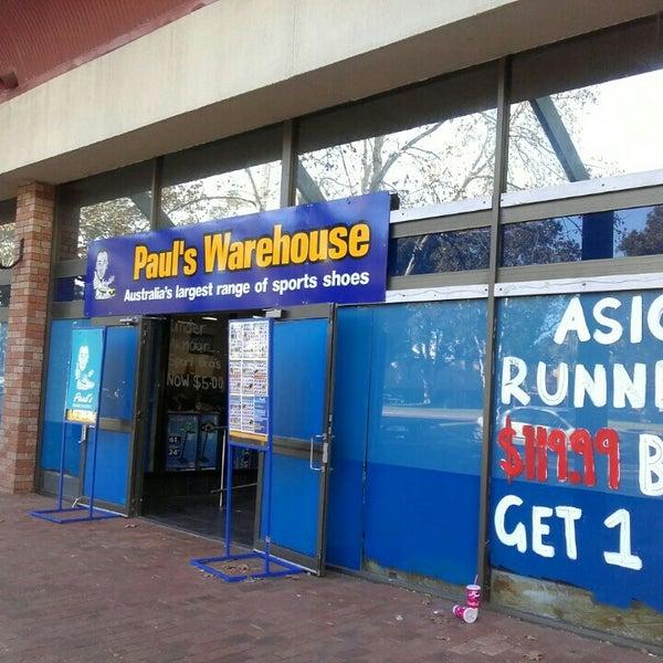 Paul's Warehouse - Sporting Goods Shop