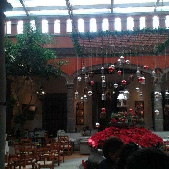 รูปภาพถ่ายที่ Hacienda de Los Morales โดย ★Beto B. เมื่อ 11/24/2013