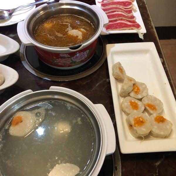 Macao Mini Hotpot Seafood Restaurant