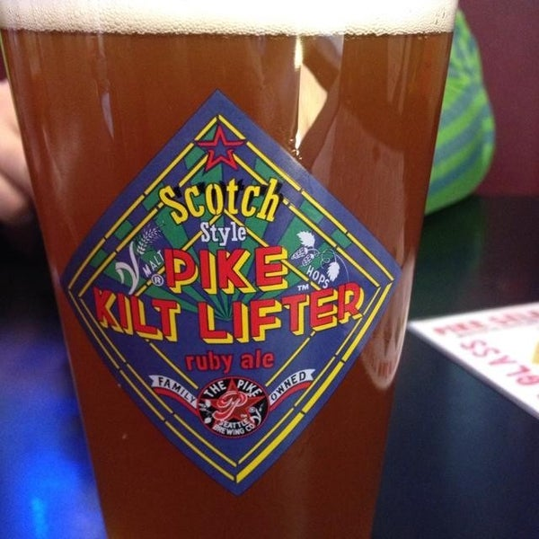 Photo prise au Pike Brewing Company par Jeff H. le8/25/2013