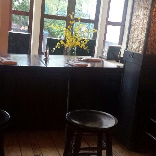 Beautiful spacious bar, good music, friendly bartenders. Bonus: ladies restroom smells like gardenias!