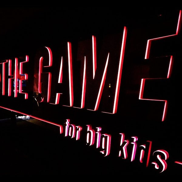 Foto tomada en The Game for Big Kids  por Boris G. el 9/19/2012