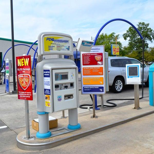 Photos At Pdq Car Wash Express Lube Detail Center Green Bay Wi