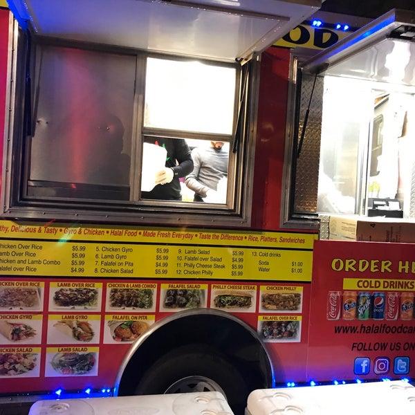 Mi Barrio Halal Food Cart Food Truck In Charlotte