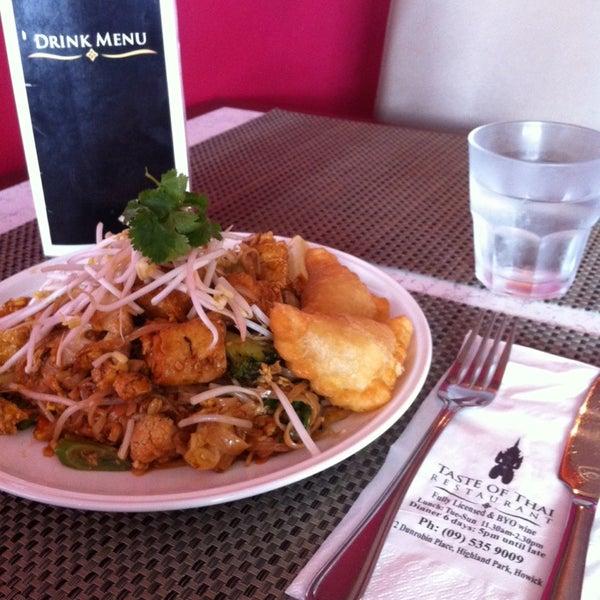 Photos At Taste Of Thai Restaurant East Auckland Auckland