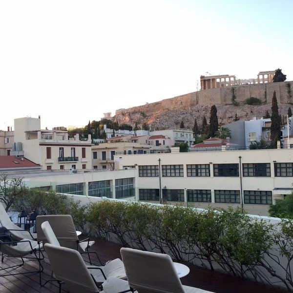 Foto scattata a Herodion Hotel da Leandros N. il 4/25/2016