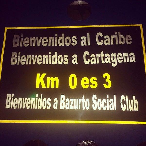 Das Foto wurde bei Bazurto Social Club von Juan Carlos G. am 5/9/2014 aufgenommen