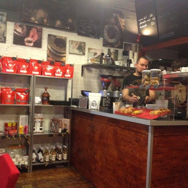 1/26/2013에 Lilla J.님이 Tamp & Pull Espresso Bar에서 찍은 사진