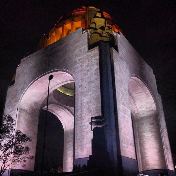 Foto tomada en Monumento a la Revolución Mexicana por Gus m. el 7/2/2013