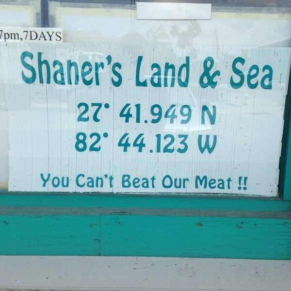 Shaner S Land Sea Market Butcher In