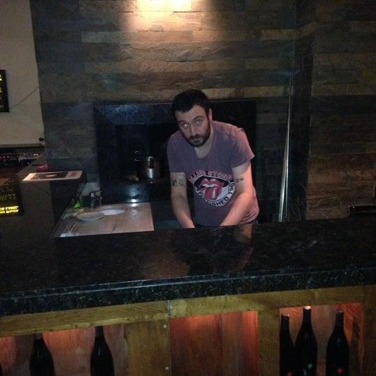 11/13/2012 tarihinde Doğancan Ö.ziyaretçi tarafından Mica Restaurant & Bar'de çekilen fotoğraf