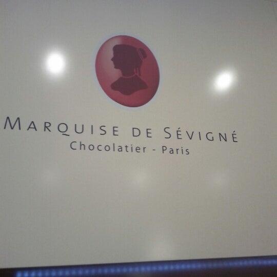 Foto tomada en Musée du Chocolat por Soho C. el 1/16/2013