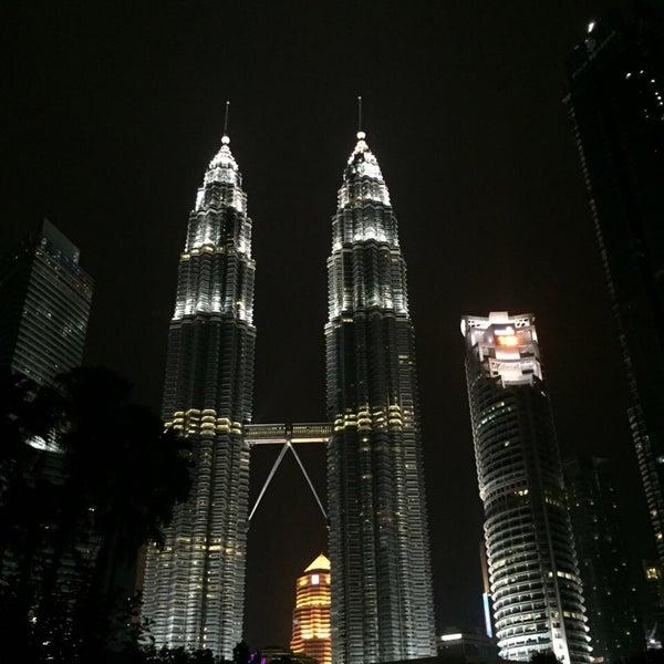 Petronas Ict Sdn Bhd Office In Kuala Lumpur City Center