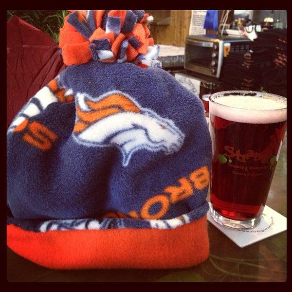 Das Foto wurde bei Strange Craft Beer Company von Lara S. am 11/18/2012 aufgenommen