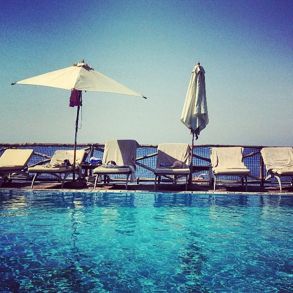 Foto tomada en Mezzatorre Resort & Spa por nathaniel g. el 6/21/2013