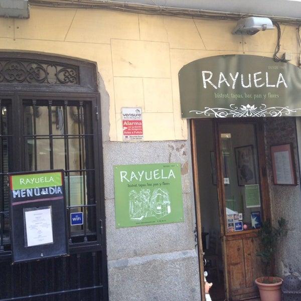 Снимок сделан в Taberna Rayuela пользователем nicolas p. 9/1/2014