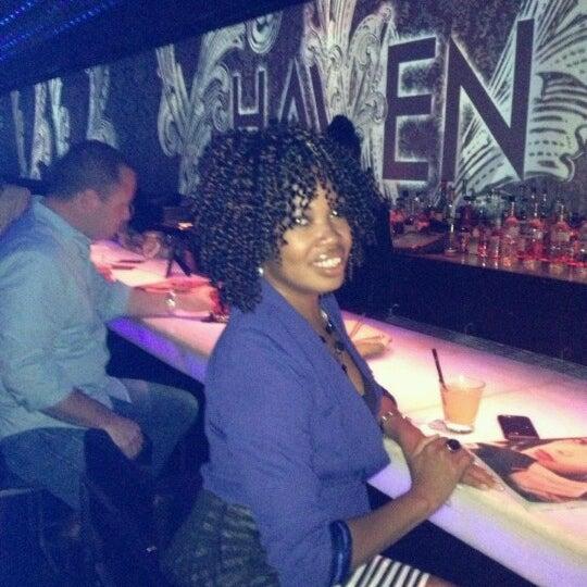 Foto tirada no(a) HaVen Gastro-Lounge por @Ijust_lovethis em 11/7/2012
