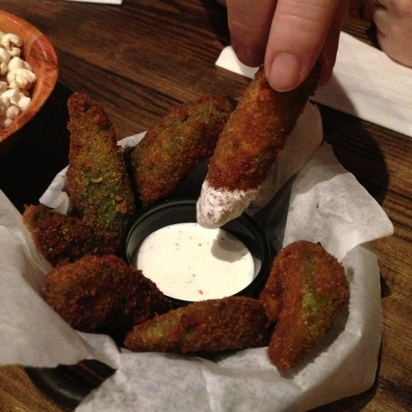 Have the avocado fries!!