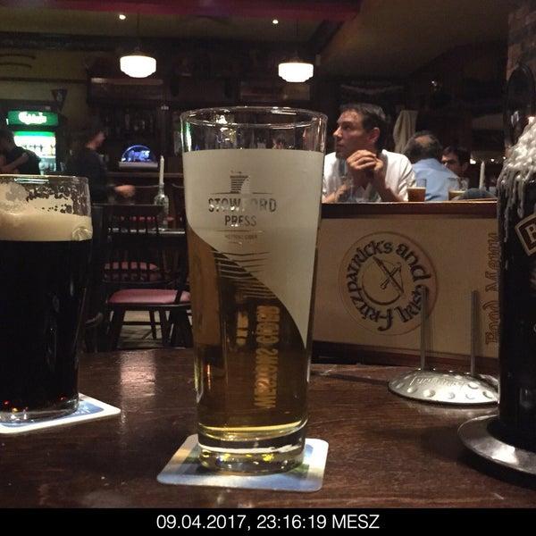 Das Foto wurde bei Fritzpatrick's Irish Pub von Ulrich B. am 4/9/2017 aufgenommen