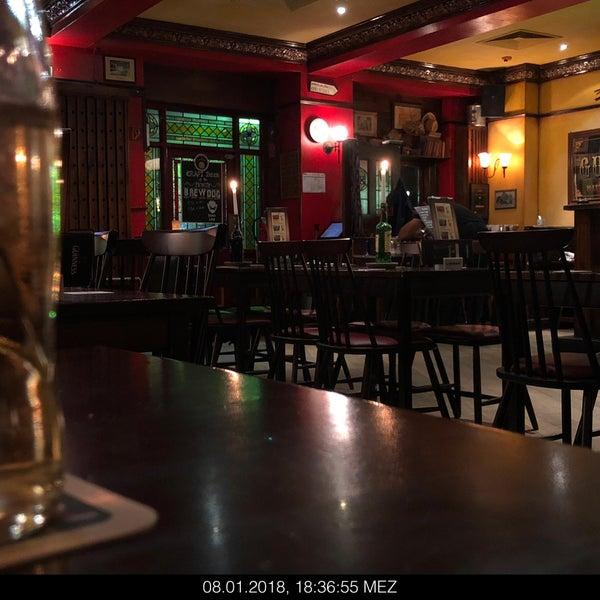 Das Foto wurde bei Fritzpatrick's Irish Pub von Ulrich B. am 1/8/2018 aufgenommen