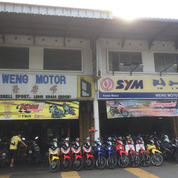 Foto Di Weng Motor Toko Sepeda Motor