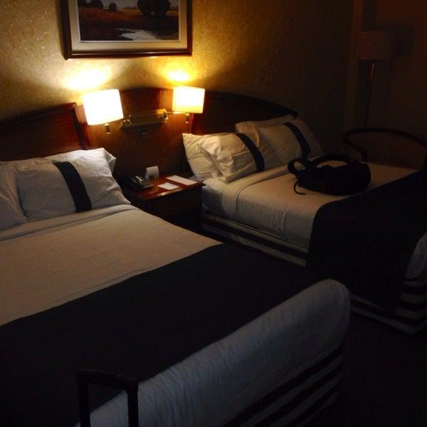 Das Foto wurde bei InterTower Hotel von Juan S. am 10/16/2013 aufgenommen