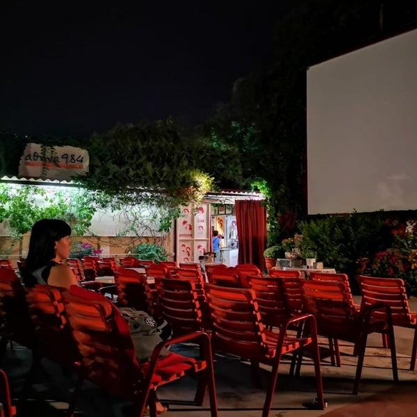 Photo prise au Cine Thisio par Paulaner M. le7/18/2019