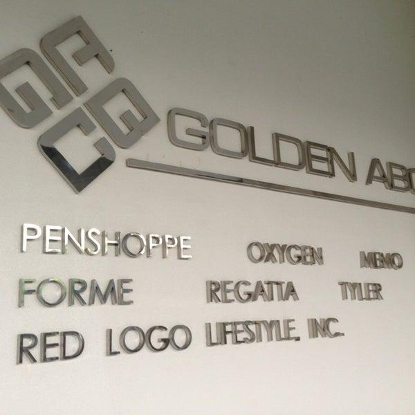 Golden Abc Logo Wwwimagenesmicom
