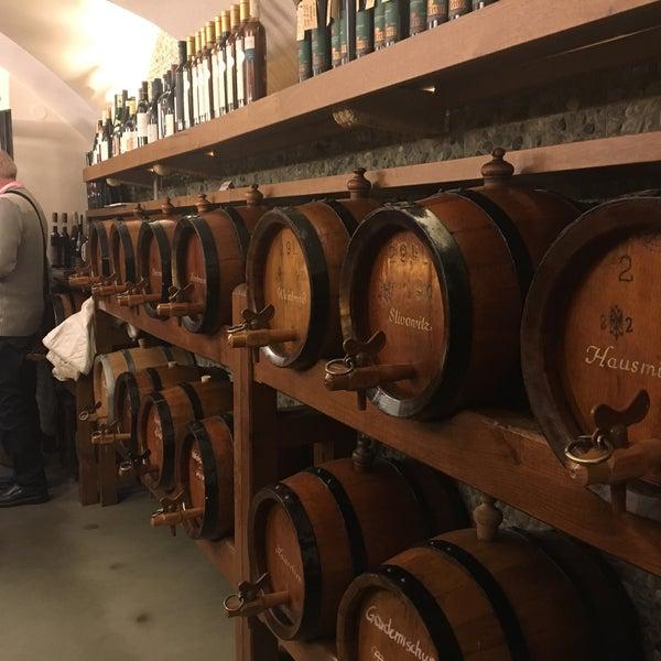 Wonderful austrian wines .. try the dry rieslings