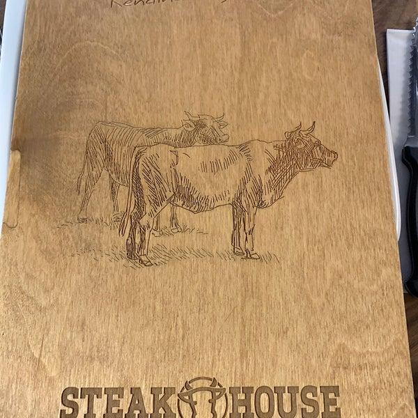 2/14/2020 tarihinde Mustafa Y.ziyaretçi tarafından Bonfilet Steak House & Kasap'de çekilen fotoğraf