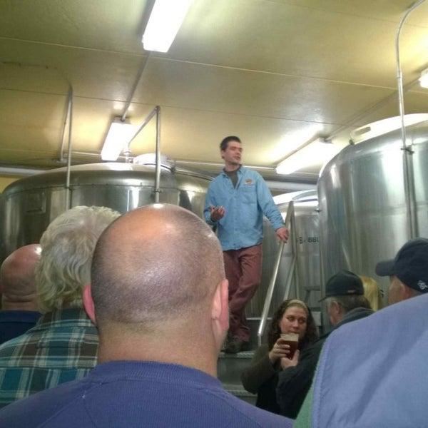 Photo prise au Berkshire Brewing Company par Erica B. le11/2/2014
