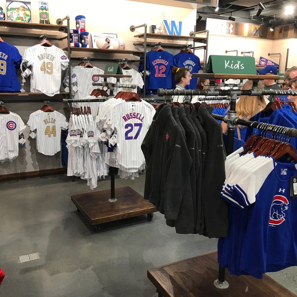 8b1aae7488 Photo taken at The Cubs Store by Paul S. on 6 4 2017