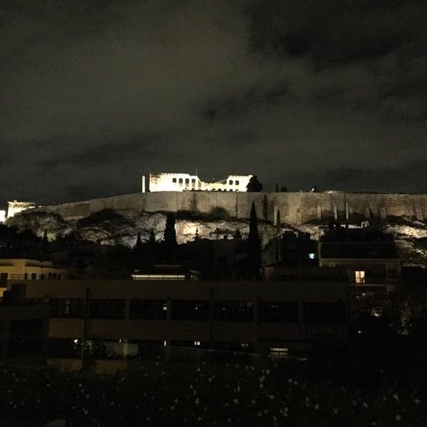 Foto scattata a Herodion Hotel da Niina L. il 10/29/2014