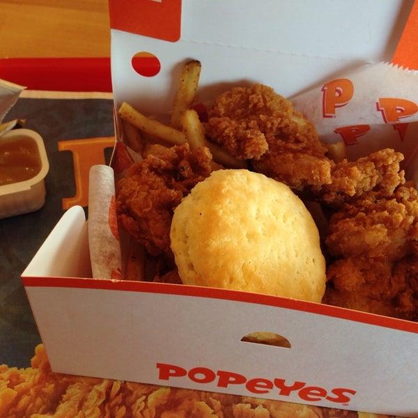 Photos At Popeyes Louisiana Chicken Fried Chicken Joint In Elmhurst