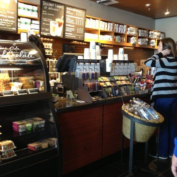 Starbucks Coffee Shop In Rehoboth