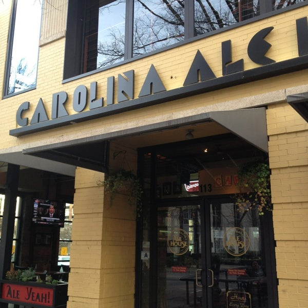 Carolina Ale House Downtown Greenville Greenville Sc