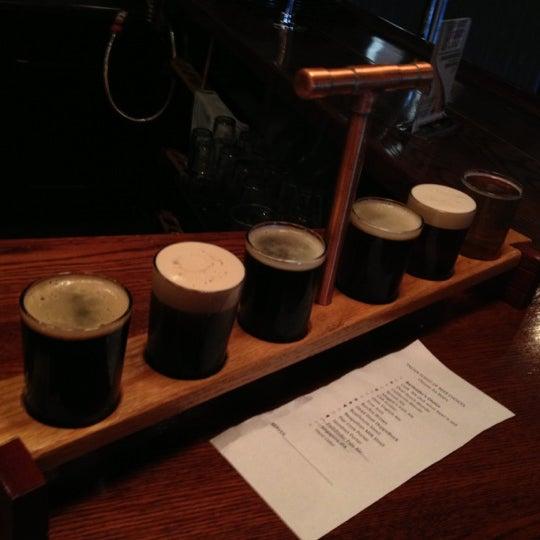 Снимок сделан в Saugatuck Brewing Company пользователем Patrick H. 5/25/2013